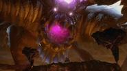Dark Gaia appears