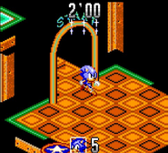 Labyrinth of the Factory Zone 2 1