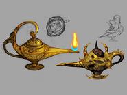 Magic Lamp 1