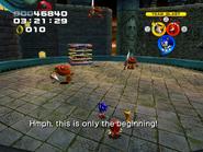 Robot Storm Sonic 14