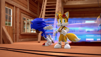 SB S1E19 Sonic Tails test montage run 1