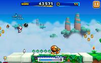Sky Road (Sonic Runners) - Screenshot 3