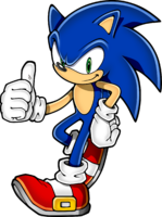 Sonic Art Assets DVD - Sonic The Hedgehog - 6