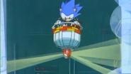 Sonic CD ending 14