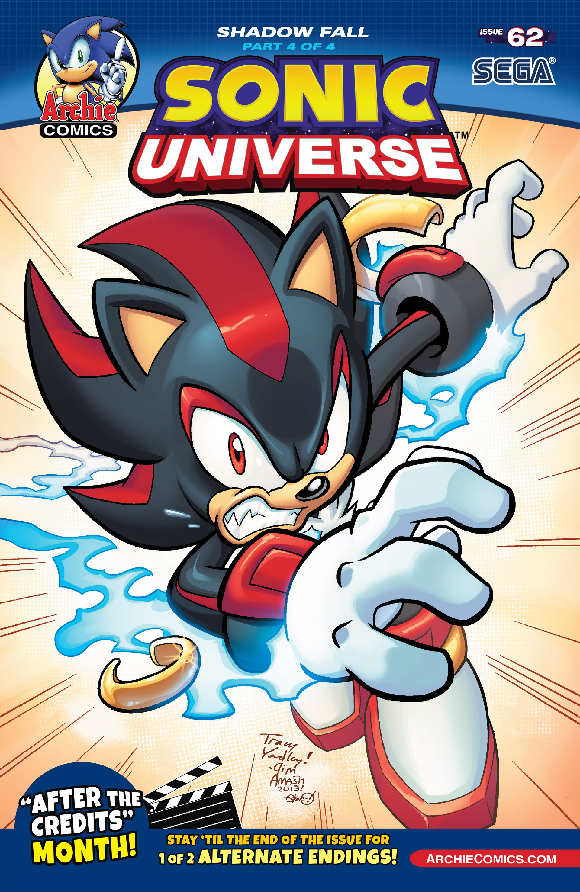 Sonic Universe Issue 62