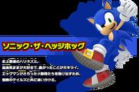 Sonic bio Lost World