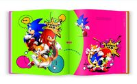 Art Book - Sonic Jam