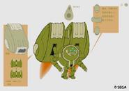 Egg Chaser Unleashed koncept