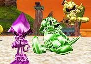 Metal Team Chaotix