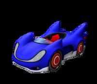 SASASR Car Model 05