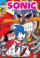 Sonic mini series issue 1
