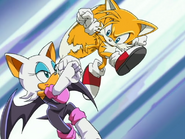 Tails vs Rouge ep 45