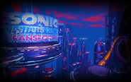 Transformed Steam Background 5