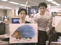 Ohshima Uekawa Hedgehog