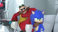 SB S1E11 Sonic and Eggman