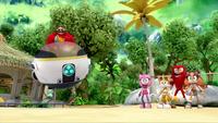 SB S1E19 Eggman Team Sonic stare