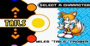 Sonic Advance 2 menu 5