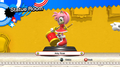 Amy Rose statue