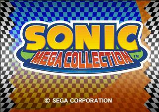 Sonic Mega Collection (прототип)