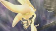 Sonic 2006 Super Silver