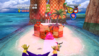 Sonic Heroes Seaside Hill Flapper Attack