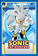 StHOTC Silver the Hedgehog