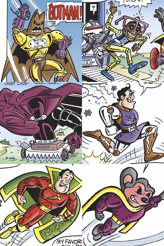 Super-powered 'Bots