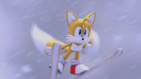 Mario & Sonic at the Olympic Winter Games - Opening - Screenshot 18