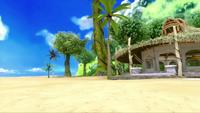 SB S1E19 Sonic's shack front angle