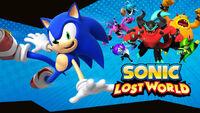 Sonic Lost World Wallpaper