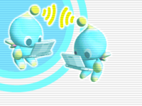 Sonic Rush Battle Menu