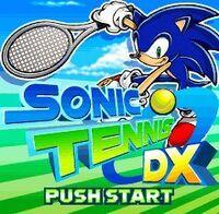 Sonic Tennis DX image 1
