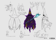 Dark Master koncept