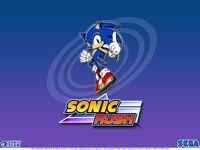 Rush Sonic-wallpaper