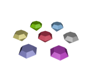 Mania Model Chaos Emeralds