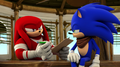 SB S1E01 Sonic and Knuckles