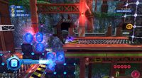 Sonic Colors Plant Wisp Act 3