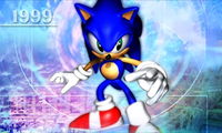 Sonic Generations 3DS artwork 17