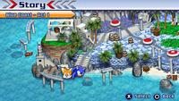 Sonic Rivals 2 Screenshot 1