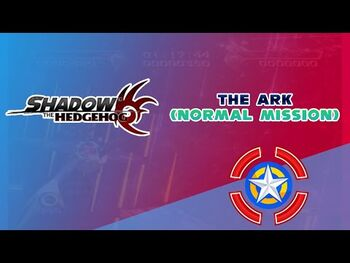 The_ARK_(Normal_Mission)_-_Shadow_the_Hedgehog