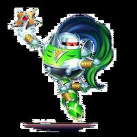 Heavy Shinobi - Sonic Mania