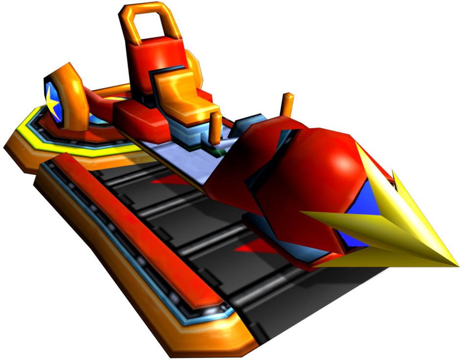 Bobsled (Sonic Heroes)