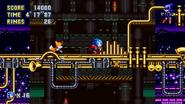 Metal Sonic Mania boss 11