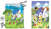 Sonic 288 cover concept