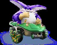Sonic Racing Big