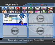 Riders Character Select 01