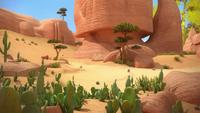 S1E40 Desert cacti