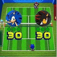 Sonic Tennis DX image 4
