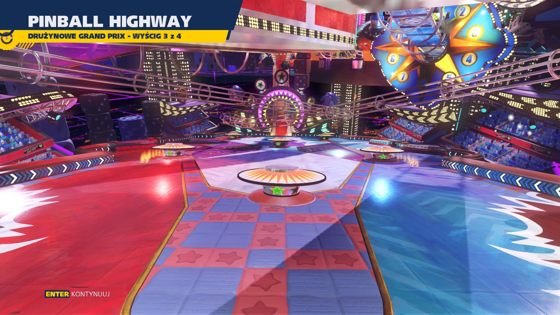 Pinball Highway (Team Sonic Racing)