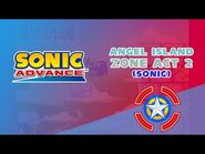 Angel Island Zone Act 2 (Sonic) - Sonic Advance